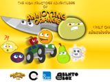 What if Paramount Animation was founded in 1940?/Games Animation Inc in 1985?/What if ViacomCBS was acquired by Verizon?/The High Fructose Adventures of Annoying Orange