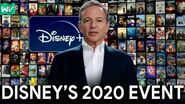 Disney's 2020 Event In 29 Minutes!