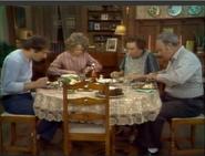 AITF 1x3 - The Family having dinner