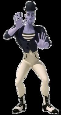 The Mime render.webp