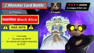 Black Alice Spirit