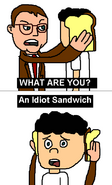 All Star Smashers Idiot Sandwich