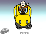 Pete the Cheerful Bus Driver