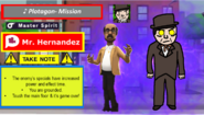 Mr. Hernandez Spirit