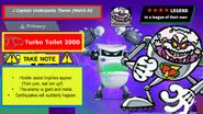 Turbo Toilet 2000 Spirit