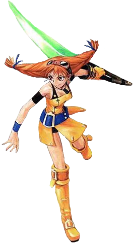 Aika (Skies of Arcadia)