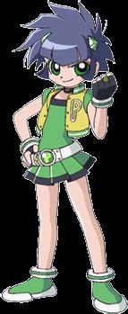 Kaoru Matsubara-Powered Buttercup.png