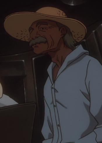 Carlos (Cowboy Bebop)