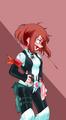 Uraraka ochako boku no hero academia drawn by silverstar017 64ed7acb32b79b7a1770c45c1b31e798