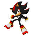 Shadow the hedgehog legacy render by nibroc rock-dbkvdp8
