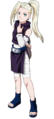 Ino yamanaka kid render by dropex013-d9dfsk8