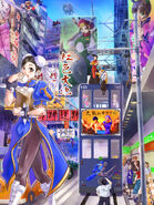 Necro rufus sir arthur alex gen and etc street fighter iii series and etc drawn by con tex 6078cac275176216f8f6b83844af0d3a