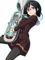 Tanaka asuka hibike euphonium drawn by moyamu 5a9e4ea37fa48f4313fdf7ee59f56667