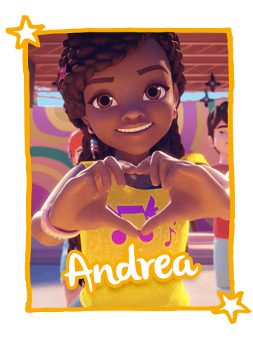 Andrea (Lego Friends)