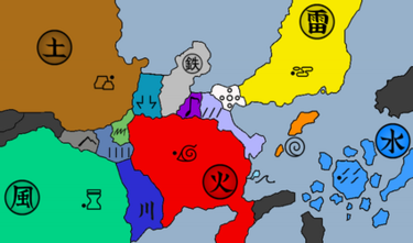 Elemental nations map naruto no labels by bombergerja-d82kdhq.png