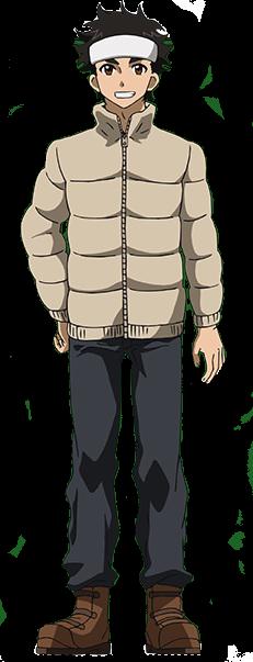 Ieyasu (Akame ga Kill)