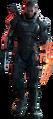 Mass effect 3 shepard render 4 by emperordarkthunder-d5buqu3