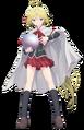 Mira Yamana Anime Official Character