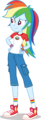 Rainbow dash by limedazzle-dam75ag