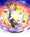 Uraraka ochako boku no hero academia drawn by sankage sample-198d46bb5a663dbdb03da73415cceda4
