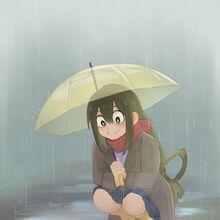 Asui tsuyu boku no hero academia drawn by pigeon princess sample-c4ca77392ce25786f5f0491903a6fae4.jpg