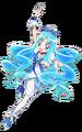 Cure marine render 2 by animelovers4816-d4w85jb