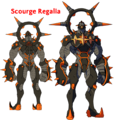 Ira Gamagōri body (Scourge Regalia)