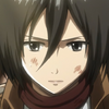 Mikasa Ackerman Portrait.png