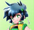 Matsubara kaoru and powered buttercup powerpuff girls z drawn by marimo yousei ranbu 1b9a43edb932886cca2e715cb98158c5