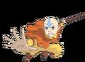 Avatar Legends of the Arena-Aang ZatRenders