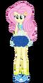 Cheerleader fluttershy by mixiepie-d9vnq6e