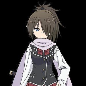 Levi Kazama Anime Character Full Body.png