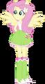 Equestria girls fluttershy by theshadowstone-d7blztd