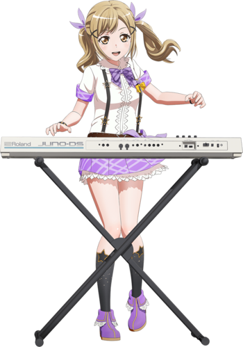 Arisa Ichigaya