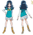 Kurumi Erika Full Profile Casual Toei