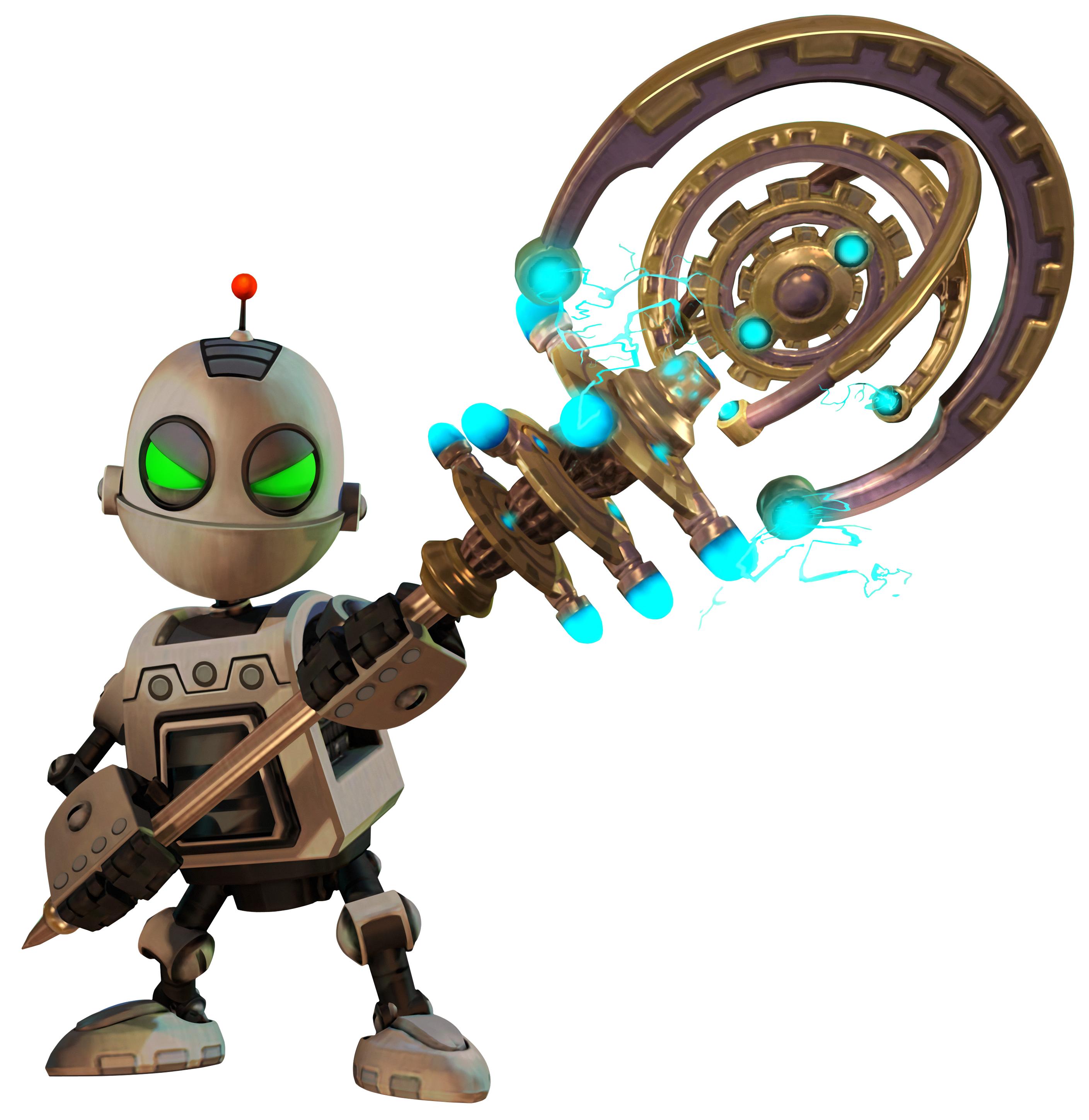 Clank (Ratchet & Clank)