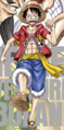Luffy Adventure of Nebulandia Outfit