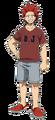 Eijiro casual profile