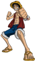 Luffy fight for japan by toni783-d3cjs3g