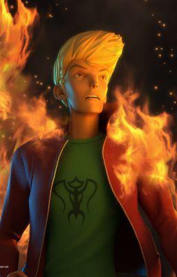 """Duncan """"Firebreather"""" Rosenblatt"""