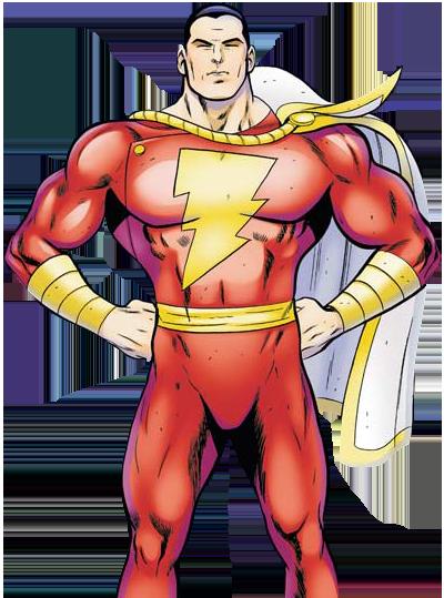 Billy Batson (Captain Marvel)