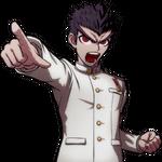 Danganronpa V3 Bonus Mode Kiyotaka Ishimaru Sprite (9).png