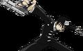Death the Kid Render Anime