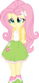 Equestria girls scolded fluttershy by deathnyan-d6g51me