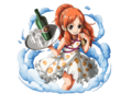 Nami one piece and 1 more drawn by bodskih b25fae1d5fc19ec5bab739bdabef42d7