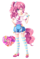 Render pinkie pai 1 by lennychanchan-d9flgny