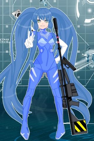 Blu the Honor
