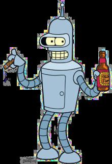 Bender Bending Rodriguez