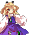 Suwako portrait