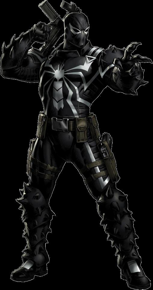"Flash ""Agent Venom"" Thompson"